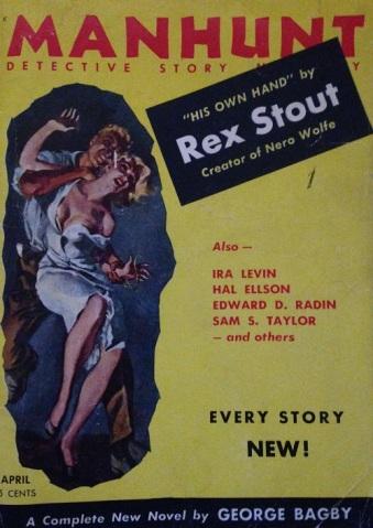 Manhunt 1955 April