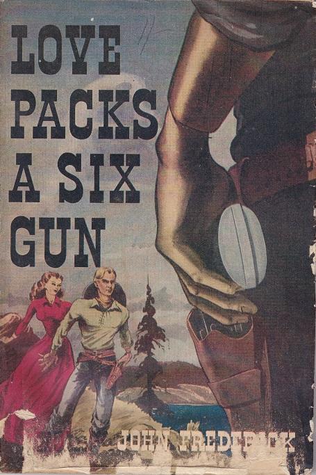 CROWN Love Packs A Six-Gun