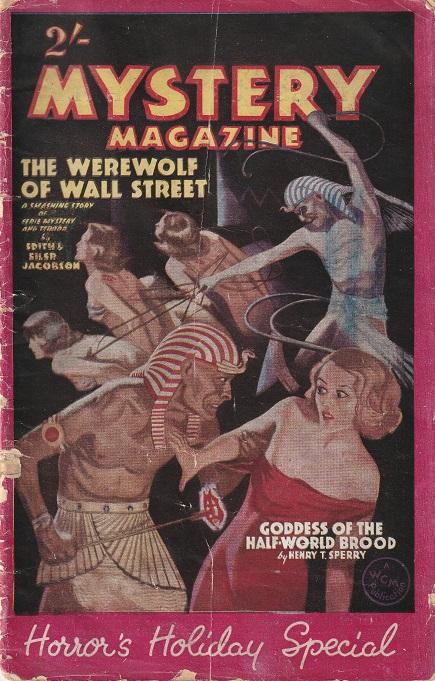 MERRETT Mystery Magazine